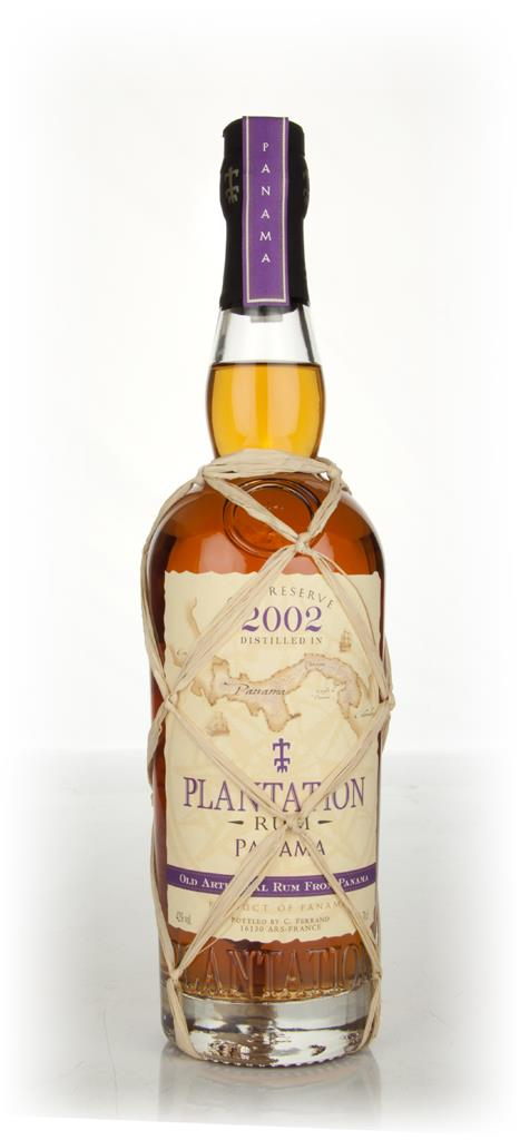Plantation Panama 2002 Dark Rum
