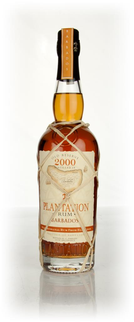 Plantation Barbados 2000 Dark Rum