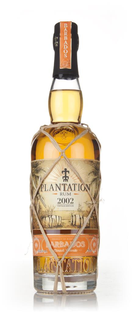 Plantation Barbados 2002 (43.2%) Dark Rum