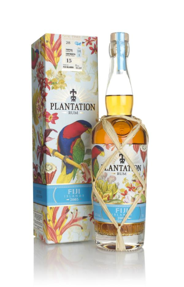 Plantation Fiji 2005 Dark Rum