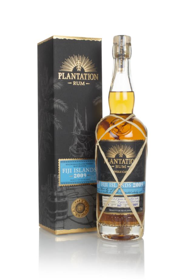 Plantation Fiji 2009 - Single Cask Dark Rum