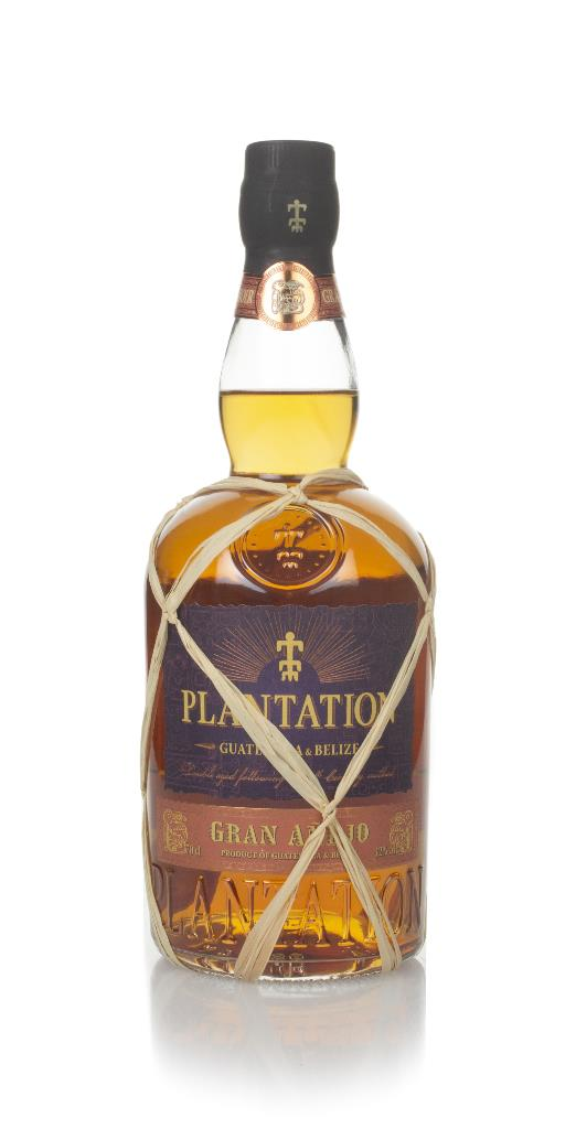 Plantation Guatemala & Belize Gran Anejo Rum 3cl Sample Dark Rum