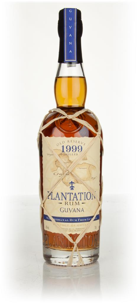 Plantation Guyana 1999 Dark Rum