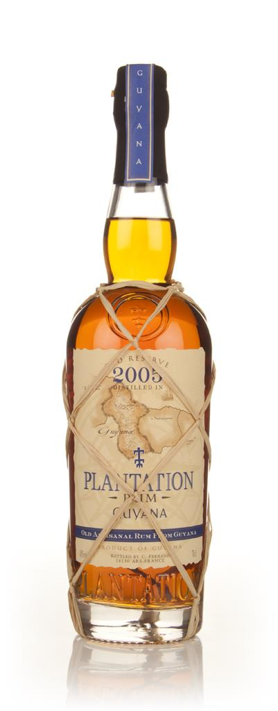 Plantation Guyana 2005 Dark Rum