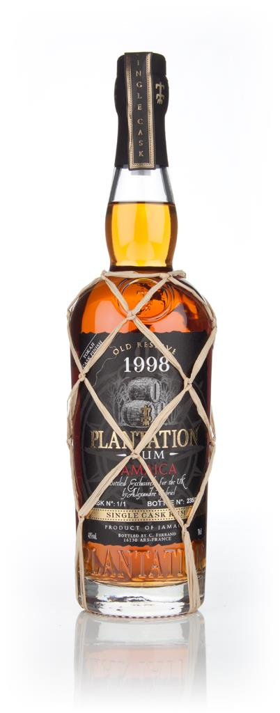Plantation Jamaica 1998 - Single Barrel - Tokaji Cask Finish Dark Rum