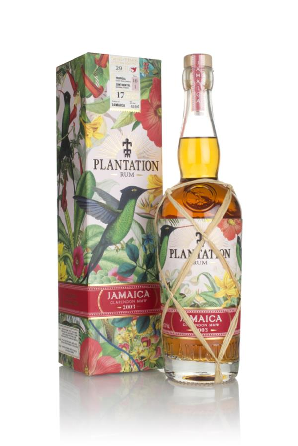 Plantation Jamaica 2003 Dark Rum