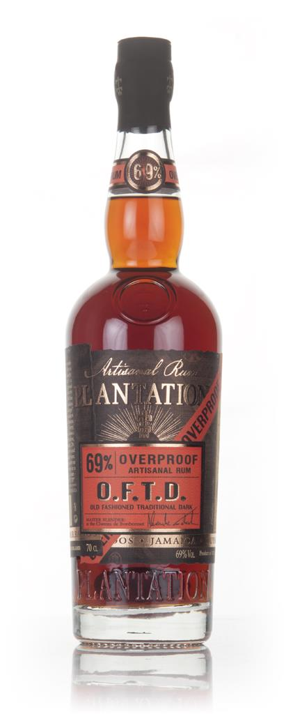Plantation O.F.T.D. 3cl Sample Dark Rum