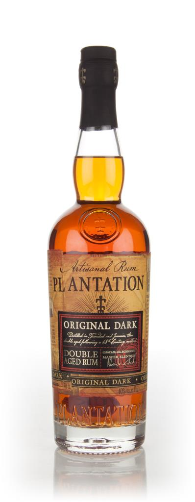 Plantation Original Dark Double Aged 3cl Sample Dark Rum