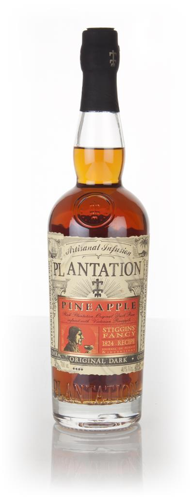 Plantation Pineapple Stiggins Fancy Spiced Rum