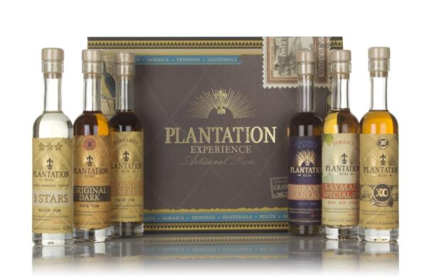 Plantation Rum Experience Gift Pack Rum