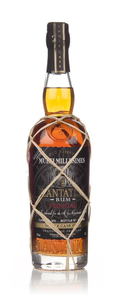 Plantation Trinidad Multi Millesimes Banyuls & Cognac Finish Dark Rum