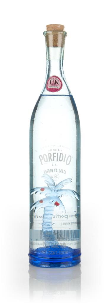 Porfidio Triple Distilled Plata White Rum