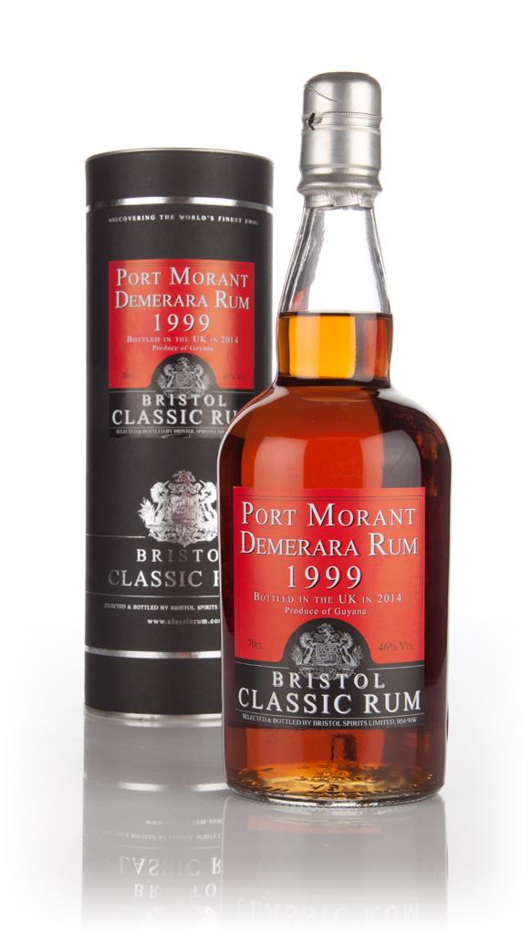 Port Morant 1999 (bottled 2014) - Bristol Spirits Dark Rum