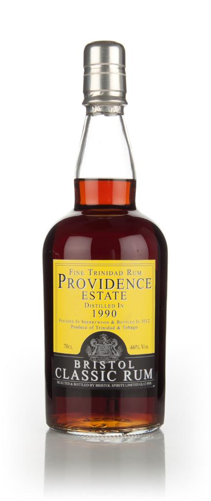 Providence Estate 1990 (bottled 2012) - Bristol Spirits 3cl Sample Dark Rum