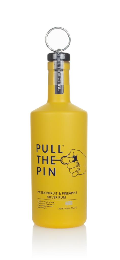 Pull The Pin Passion Fruit & Pineapple Spiced Rum