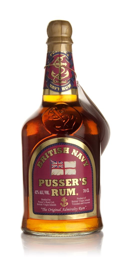 Pusser's Red Label Dark Rum