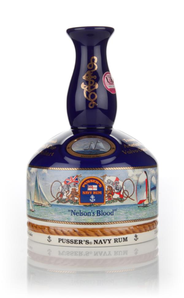 "Pusser's ""Yachting"" Decanter Dark Rum"