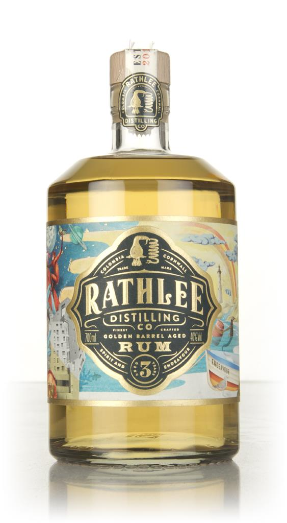 Rathlee 3 Year Old Dark Rum