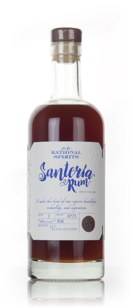 Rational Spirits Santeria Dark Rum
