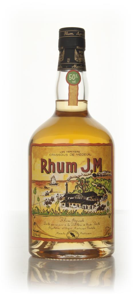 Rhum J.M Gold (Old Bottling) Rhum Agricole Rum