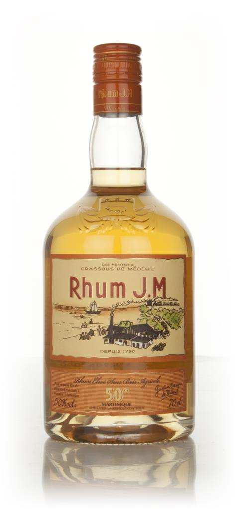 Rhum J.M Gold 3cl Sample Rhum Agricole Rum