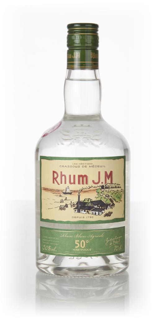 Rhum J.M White 3cl Sample Rhum Agricole Rum