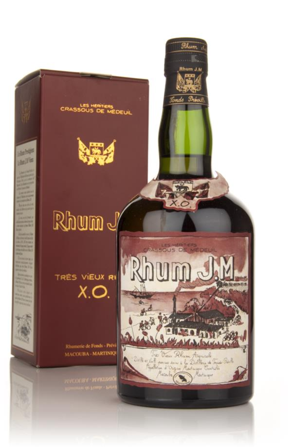 Rhum J.M XO (old bottling) 3cl Sample Rhum Agricole Rum