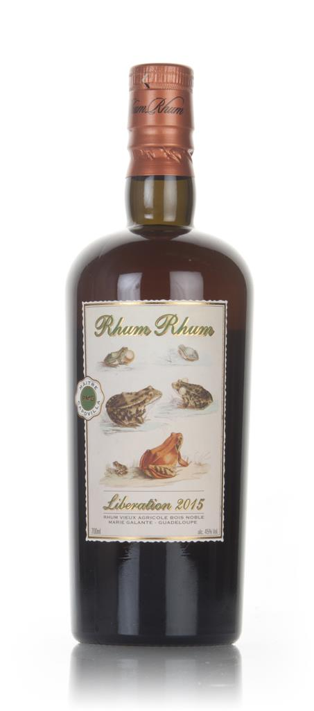 Rhum Rhum Liberation 2015 3cl Sample Rhum Agricole Rum
