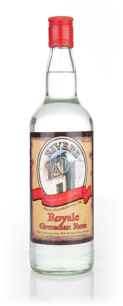 Rivers Royale Grenadian Rum (75%) White Rum