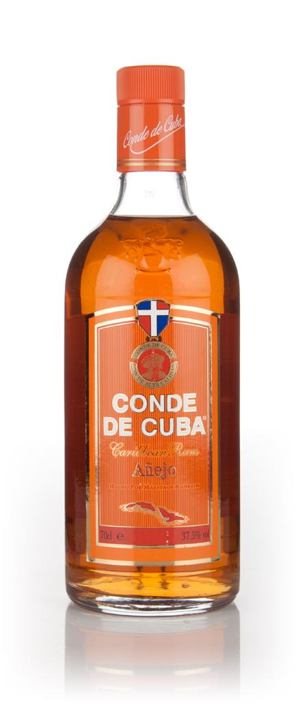 Rives Conde De Cuba 3cl Sample Dark Rum