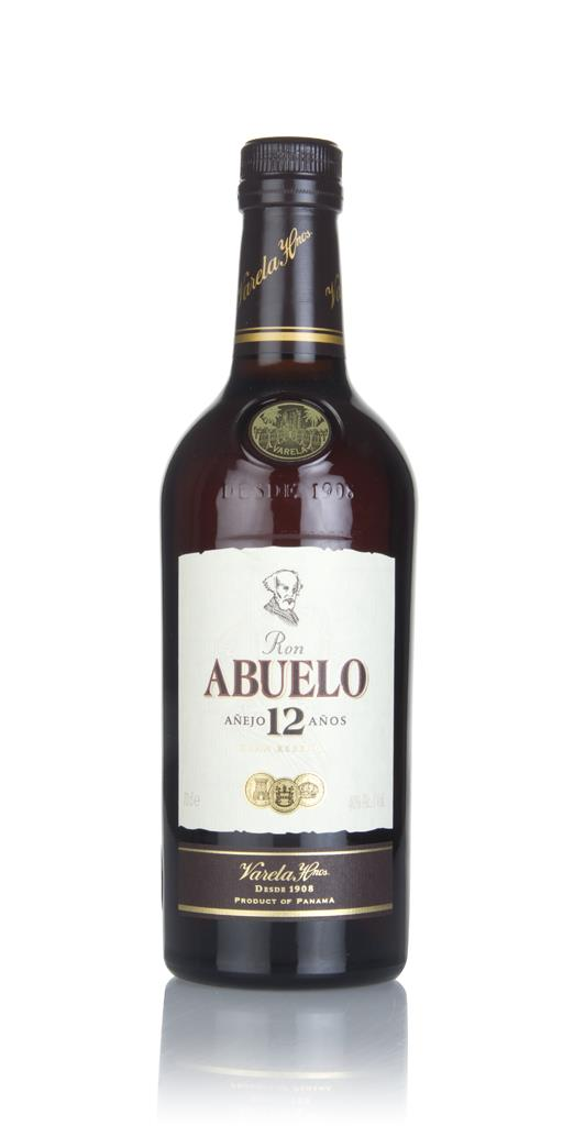 Ron Abuelo 12 Year Old 3cl Sample Dark Rum