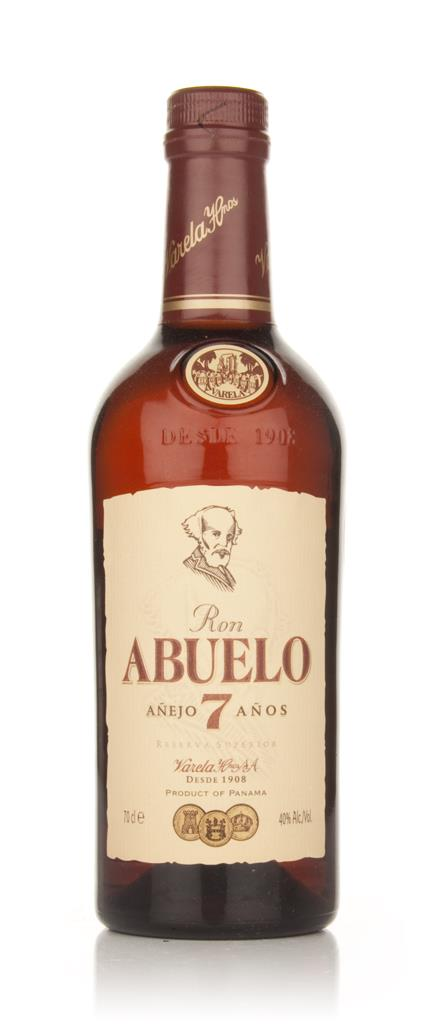 Ron Abuelo 7 Year Old 3cl Sample Dark Rum