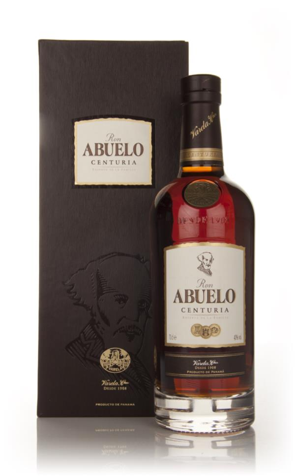 Ron Abuelo Centuria 3cl Sample Dark Rum