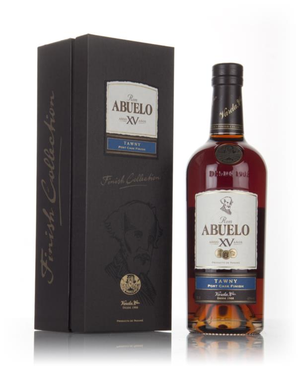 Ron Abuelo XV - Tawny Port Cask Finish 3cl Sample Dark Rum
