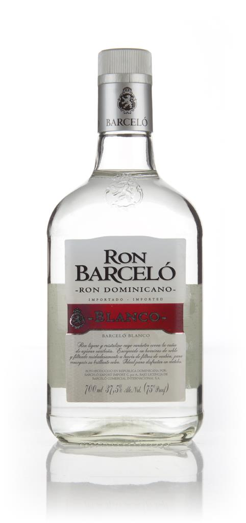 Ron Barcelo Blanco White Rum