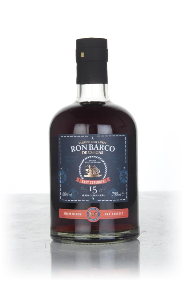 Ron Barco Navy Strength Dark Rum