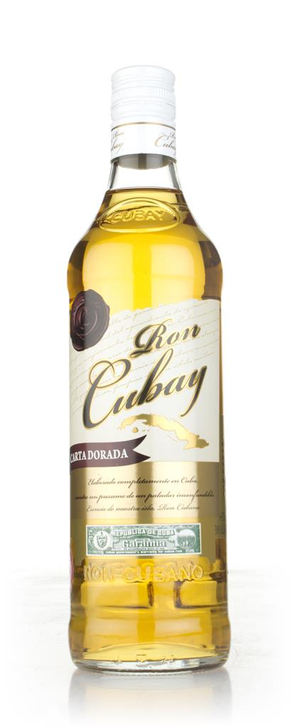Ron Cubay 4 Year Old Carta Dorada Dark Rum