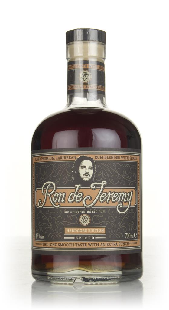 Ron de Jeremy Spiced - Hardcore Edition 3cl Sample Spiced Rum
