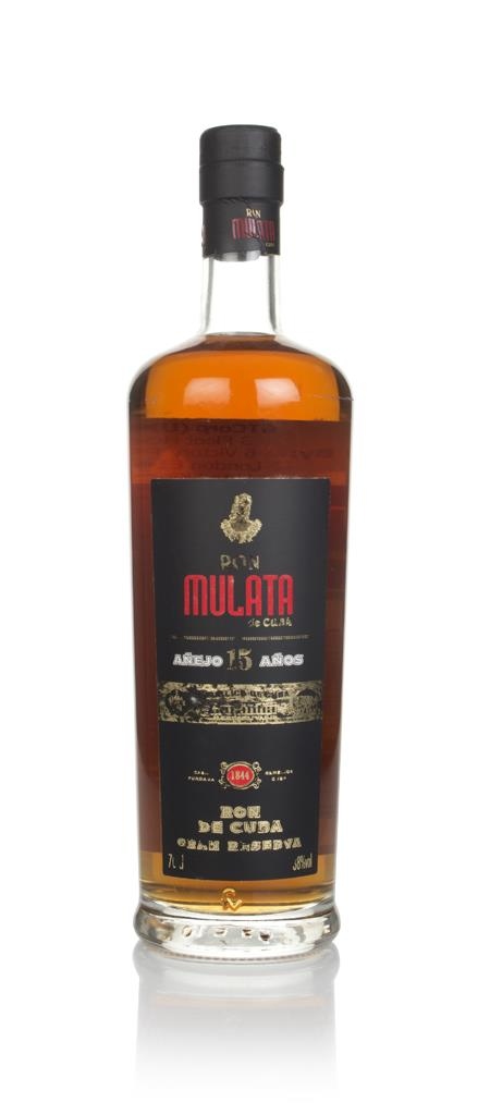 Ron Mulata 15 Year Old Gran Reserva Anejo  3cl Sample Dark Rum