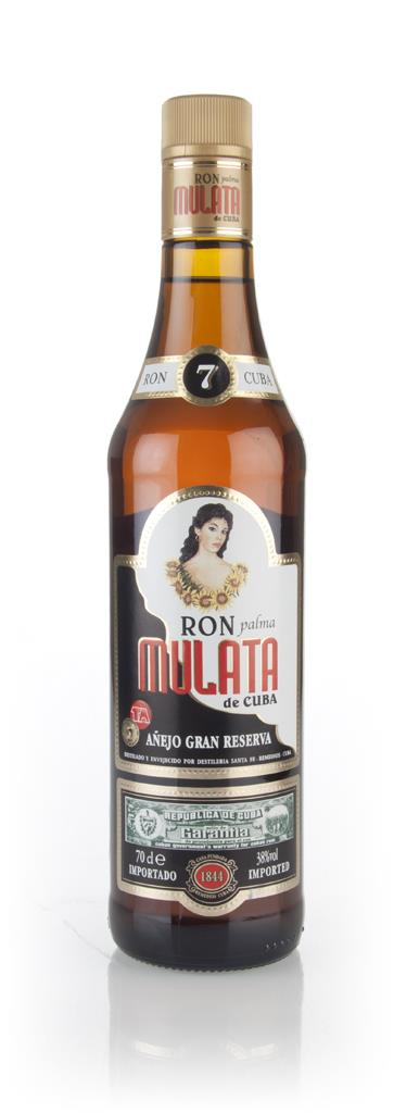 Ron Mulata Anejo 7 Year Old 3cl Sample Dark Rum