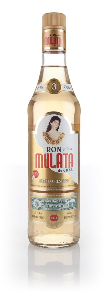 Ron Mulata Blanco Reserva 3 Year Old 3cl Sample White Rum