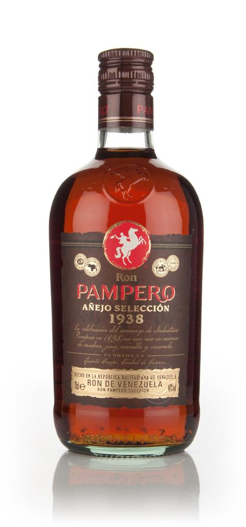 Ron Pampero Anejo Seleccion 1938 Dark Rum