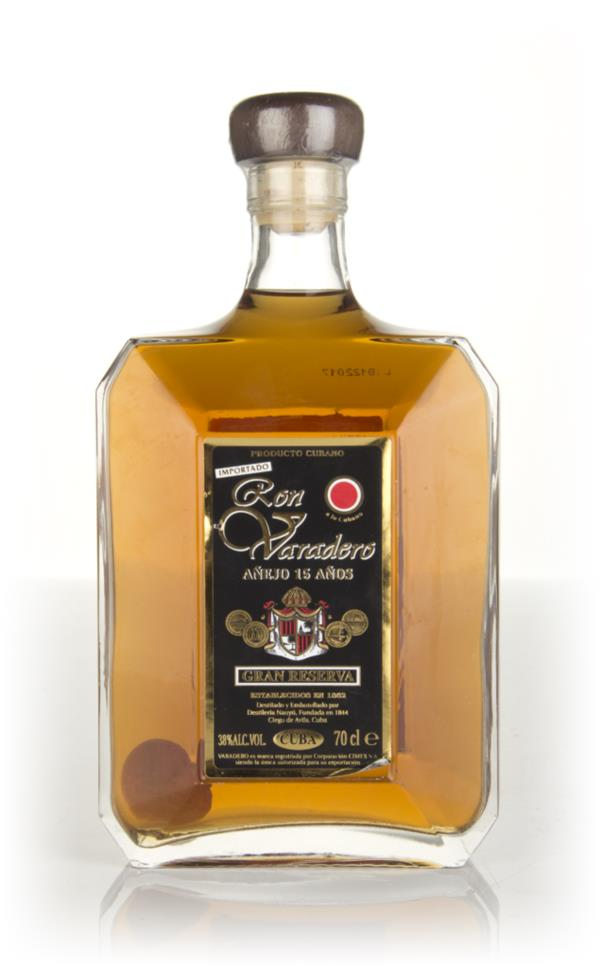 Ron Varadero Anejo 15 Year Old Dark Rum