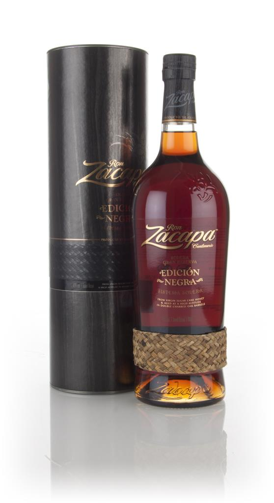 Ron Zacapa Edicion Negra 1l 3cl Sample Dark Rum