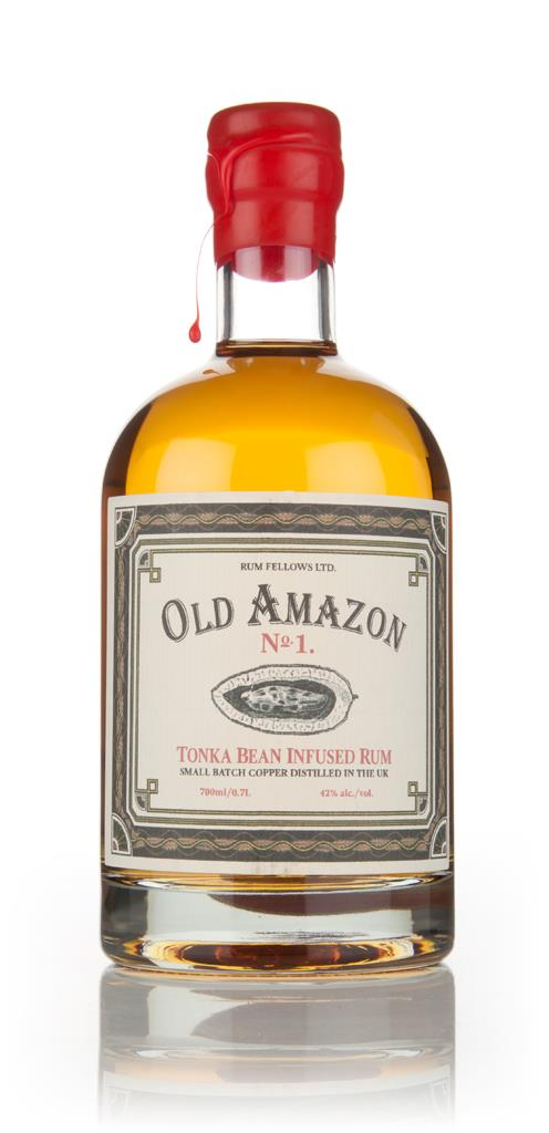 Old Amazon No.1 Tonka Bean Infused Spiced Spiced Rum
