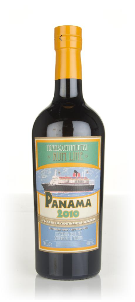 Panama 2010 (Batch 3) - Transcontinental Rum Line (La Maison du Whisky Dark Rum