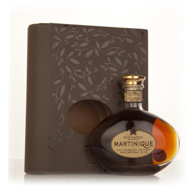 Rum Nation Martinique 12 Year Old - Anniversary Edition Rhum Agricole Rhum Agricole Rum 3cl Sample