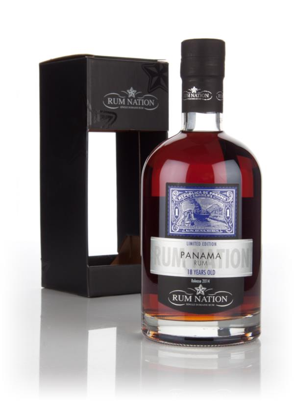 Rum Nation Panama 18 Year Old (2014 Release) Dark Rum