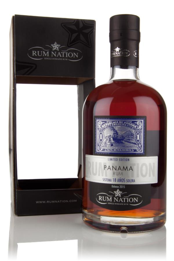 Rum Nation Panama Solera (2015 Release) 3cl Sample Dark Rum