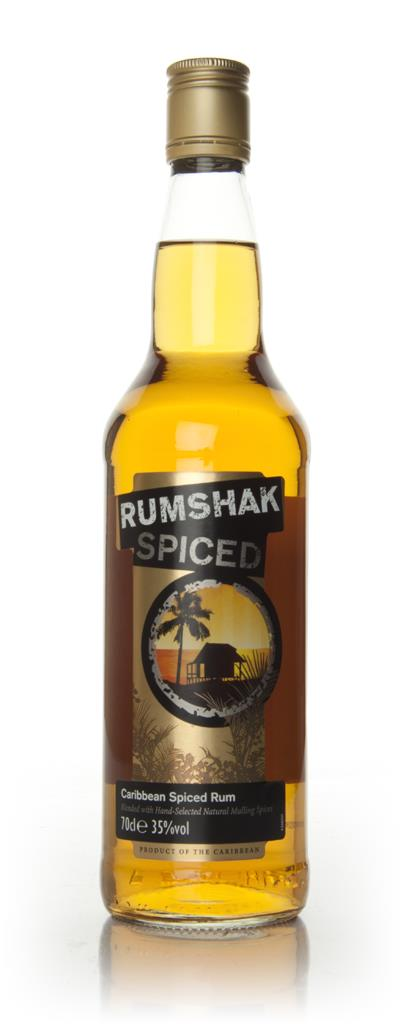 Rumshak Spiced 3cl Sample Spiced Rum